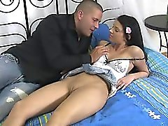 Virgin pussy stretched
