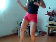 belle Cameltoe 49 (danse)