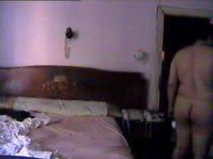 cheating chubby arab hidden camera