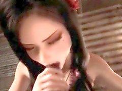 Hentai Handjob Brides 3D