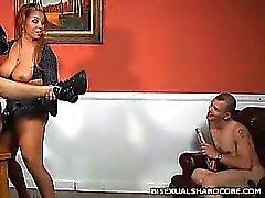 Управление Бисексуалы ебля