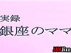 Bir Thick Bir Arada içeren klasik Japanese Adult Sinema