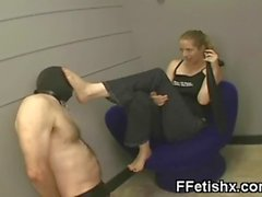 Foot Fetish Teen In Extreme Fetish XXX