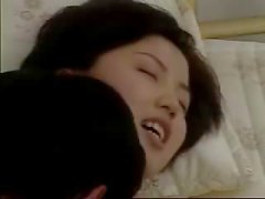 Daring Taiwanese senora with a dishonorable gash does the old in and out with her man