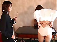 Asian Schoolgirl Makes Teacher Lesbian Pet Part 16