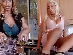 Bridgette B. and Eva Notty - Thick Cock Please