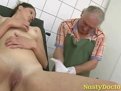 old gynecologist prefers them young and tight