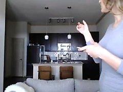 Amateur sextape cámara casera