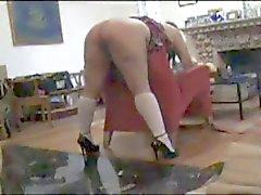 Fette Ehefrau