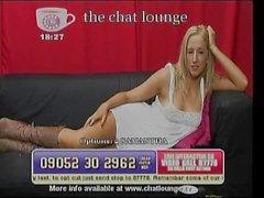 Samantha Alexandria - Chat Lounge - No underwear (2/4)