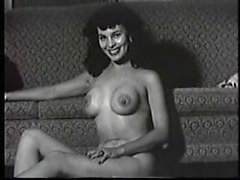 Untamed VLC0378 Vintage tease