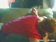 Cum Kiss my Redhead GF after blow job