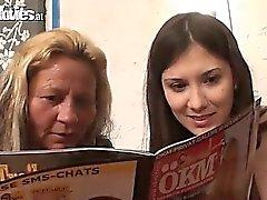 StrapOn Granny