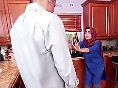 Arap genç Ada missionary gets fucked