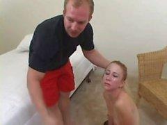 Penis saa kova jos tytöt rangaistaan