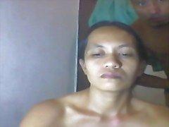 de la filipina de Shanell mamá danatil juego desnudos de polla