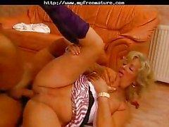 Grannies love sweet cocks