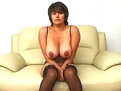 crazy big boobs milf likes to maturbate