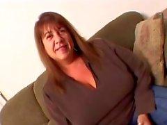 mujer grannt caliente intentando una la BBC