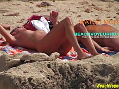 Amateur Nudist Milfs Hidden Beach Spycam Voyeur HD