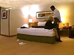 Leaked Hillary Clinton's hotel sex tape with black guy