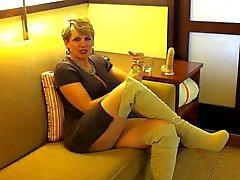 Hotellet på onanera 37 år gammal medel Michell
