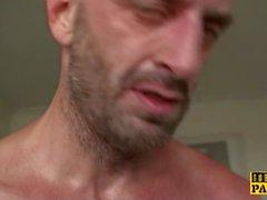 BDSM euro smisk och slog under roughsex