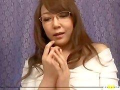 Kasa Lewd Gal Giymek Bardaklar Pornolar