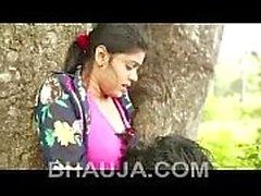 Delhi College Girl Rupa sexo com um menino na selva Hindi Sex Video - bhauja