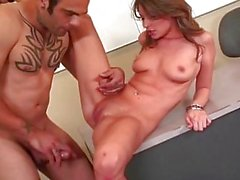 Alluring Victoria Lawson gets gash smashed by this dick
