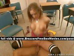 Super sexy schoolgirl with her teacher