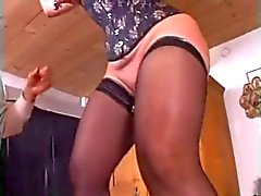 double fist anales - vaginaux des a subsmissive Grosses sexy mûre