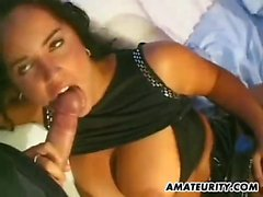 Large breasts dame gets an anal fucking having a difficult