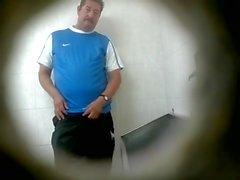 Str8 шпион папаша по общественного туалета