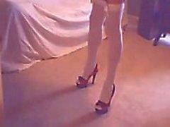 Ik heb slanke benen