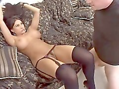 Hot Mexican Pussy körd & Ass creampied