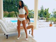 Sapphic Erotica Taissia Shanti and Deborah