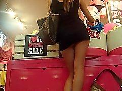 İç Giyim Mağazası Upskirt 1