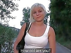 Lovely darling gets doggystyle drilling after oral