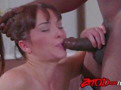 Bianca Breeze loves a big black dick
