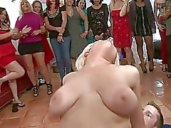 Cheating Bride Facial After Hard Public Banging
