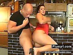 Mega Ass Hilarious BBW Naked Sex