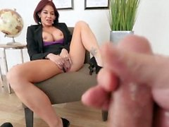 Fucking my fat mom Ryder Skye in Stepmother Sex Sessions