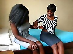 Anula Yehibe pegging her girlfriend