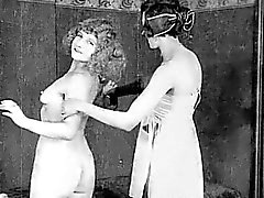1920's porn: Faimenette workshop