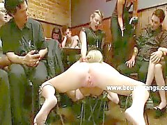 Kinky doctors and assistants group sex
