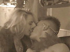 Reality TV Show Tongue Kissing & Lesbian Toe Sucking