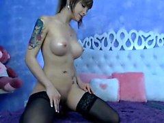 Internet porn legend Jaylene Rio brings her big busty boobs