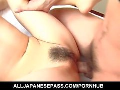 Miku Tanaka has asshole fingered and cooter screwed like crazy