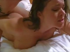 Hotwife Films Fucking For Cuckold Husband Dirty Talk And Creampie